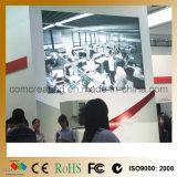 El panel a todo color video publicitario de interior de la visualización P3 LED de HD