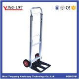 Carro Foldable de alumínio /Trolley Ylj90 da bagagem