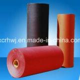 La fibra vulcanizzata riveste il fornitore, il prezzo vulcanizzato d'isolamento del documento della fibra, strati vulcanizzati il nero del cartone di fibra della polpa del cotone