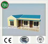 낮은 급여 최신 판매를 위한 이동할 수 있는 Prefabricated 또는 조립식 집 콘테이너 집 또는 별장
