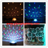 White Housing 3W RGBW Doty Effect Light pour Weddding Party