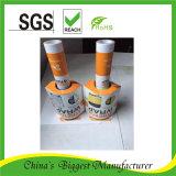 Película del estiramiento del PE de 10cm / 4inch / 3inch / 5inch con el embalaje de la etiqueta