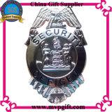 金属の警察は受諾可能な小さい順序と記章を付ける