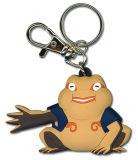 、工場供給のカスタム漫画Keychain、カスタム3D漫画柔らかいPVC Keychain