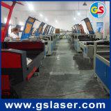 Grabado del laser de GS1280d 100W y cortadora