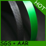 Green Black Pet Strapping Band