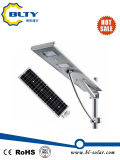 Luz de calle solar integrada impermeable del LED 30W