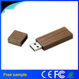 Carte mémoire Memory Stick en bois biodégradable amicale du rectangle USB d'Eco