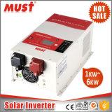 Низкий инвертор Frequecny гибридный солнечный с аттестацией CE