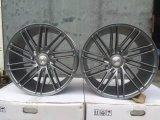 トヨタ車ISO9001のための高性能の合金の車輪
