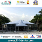 Multi-kanten om de Tent van de Markttent met de Waterdichte Zijwanden van het Dak en van het Glas
