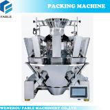 De Vullende en Verzegelende Machine van de automatische Zak Premade