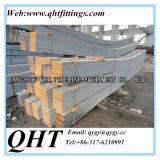 Barra plana de alta resistencia de acero con poco carbono