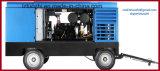Compresor de aire diesel portable de Copco Liutech 1250cfm 25bar del atlas para la explotación minera