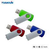 Пользовательские Рекламные Поворотный USB флэш-накопители 128MB-64GB с вашим логотипом
