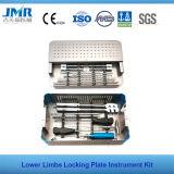 Orthopädisches Implantats-Schenkelbein, das Verriegelungsplatte der Komprimierung-Platten-LCP sperrt