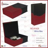 Водоустойчивая коробка стекла вина упаковывая (2176)