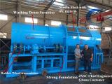 Dell'impianto alluvionale della lavata dell'impianto di lavaggio del timpano dell'oro