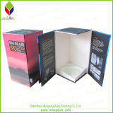 Wine nero Packaging Box con Window
