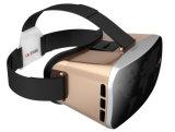 Realidad virtual montada principal de los vidrios 3D del parque V3 Vr de Vr