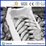 Granules extensibles premiers de polystyrène de la matière première ENV d'ENV pour la boîte de poissons de boîte à fruit
