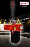 0.5 طن كهربائيّة مرحلة مرفاع مع تحميل بإفراط حماية