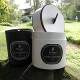 Bougies de cire de soja d'aromathérapie