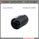 Ethernet Connector RJ45 8p8c/8 Pool Dual RJ45 Connector met UL, Ce, RoHS, ISO Approved