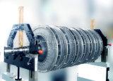 Le centrifugeur évente la machine de équilibrage de turbine