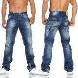 Form-Jeans-Hosen der Männer der Qualitäts-100%Cotton