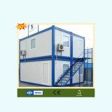 Camera unita del contenitore con la struttura d'acciaio