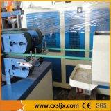 Linha de extrusão de tubo duplo de PVC de 1 a 2 polegadas