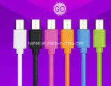 Cellphone를 위한 Port 마이크로 Sync 및 Data Cable