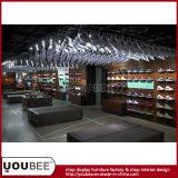 Muebles vendedores calientes modificados para requisitos particulares de la visualización del departamento de la ropa de deportes, visualización de la venta al por menor del desgaste de los deportes de la fábrica