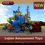 Popular en el patio plástico al aire libre del mundo de los niños (X1509-12)