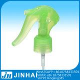 24/410, 28/410 mini pulvérisateur micro en plastique coloré de brouillard de déclenchement