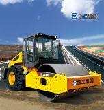 XCMG Xs203je 20ton escolhem o peso do cilindro do rolo de estrada
