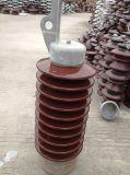 고전압 ANSI 종류를 위한 Sulators에 있는 선 포스트 사기그릇 57-11, 57-12, 57-13, 57-14, 57-15