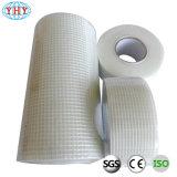 собственной личности цвета 65gr 8*8 лента соединения Drywall сетки стеклоткани белой слипчивая
