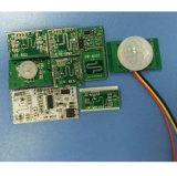 módulo del radar de Doppler del sensor de movimiento del techo 24V para la luz Hw-N9