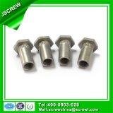 Différents types personnalisés noix en acier de rivet de garniture intérieure d'amorçage de tête Hex