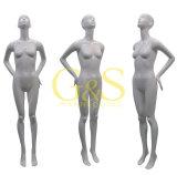 Della fabbrica modo Manenquins femminile (GS-GY-021) della vetroresina di vendita direttamente