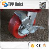 levage hydraulique de Tableau de ciseaux de double de la main 350kg