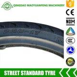 2.75-17 Fabricante del neumático del neumático de la motocicleta de China Qingdao