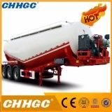 Acoplados a granel vendedores calientes del transporte del cemento y de los polvos
