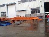 De hydraulische Lading van de Container; De mobiele Helling van de Lading van de Container