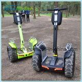 ブラシレスモーター2車輪の電気スクーター