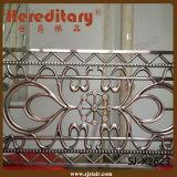 Экран металла изготовления Китая для Antique крытого украшения красного (SJ-X2623)