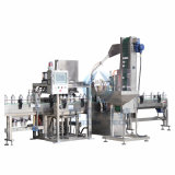 Line에 있는 자동적인 Bottling Filling Machine
