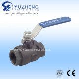 Válvula de bola pieza Q11f acero al carbono ( WCB )